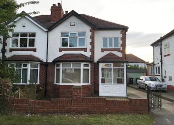 Thumbnail 3 bed semi-detached house to rent in Wyncliffe Gardens, Moortown, Leeds