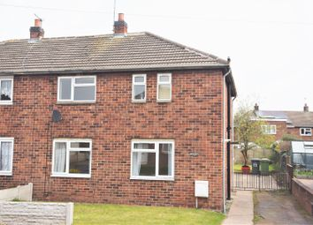 Thumbnail 3 bedroom semi-detached house for sale in Wilkes Avenue, Measham, Swadlincote