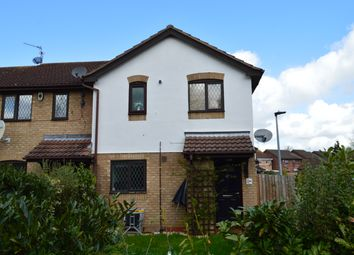 Thumbnail 1 bedroom terraced house for sale in Nightingale Court, Gunthorpe