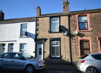 Thumbnail 2 bed terraced house to rent in Corporation Road, Workington