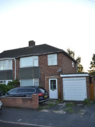 Thumbnail 3 bed semi-detached house to rent in Palmer Road, Leamington Spa