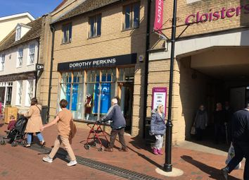 Thumbnail Retail premises to let in The Cloisters, Ely