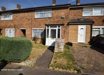 Thumbnail 2 bed terraced house for sale in Broadfield, Harlow, Essex