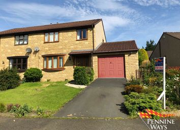 Thumbnail 3 bed semi-detached house for sale in Meadow View, Haltwhistle, Northumberland