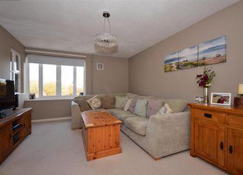 Thumbnail 1 bed flat for sale in Kenilworth Place, Noak Bridge, Basildon, Essex
