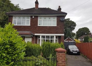 Thumbnail 3 bed detached house for sale in Verrill Avenue, Manchester