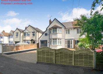 Thumbnail 4 bed semi-detached house for sale in Spencefield Lane, Leicester