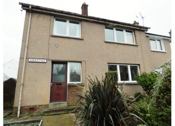 Thumbnail 3 bed end terrace house for sale in Kirkstyle, Errol
