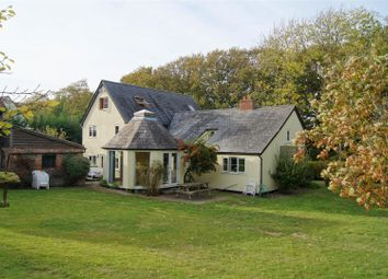 Thumbnail 4 bed detached house for sale in Bury Lane, Lidgate, Newmarket