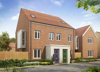 "Thumbnail 3 bed semi-detached house for sale in ""Souter Variant "" at Easter, Axial Way, Colchester"