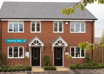 Thumbnail 2 bed semi-detached house for sale in Booth Lane South, Abington, Northampton