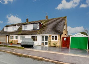 Thumbnail 3 bed semi-detached house for sale in Paddock Way, Wivenhoe, Colchester