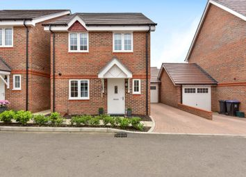 Thumbnail 4 bed detached house for sale in Knaphill, Woking