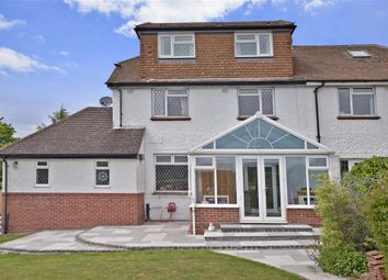 Thumbnail 4 bedroom semi-detached house for sale in Down End Road, Fareham, Hampshire