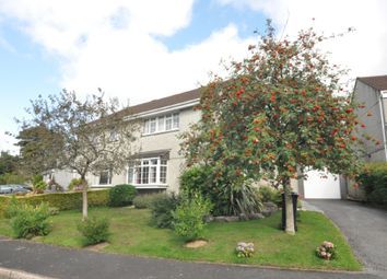Thumbnail 4 bed semi-detached house for sale in Brakefield, South Brent, Devon