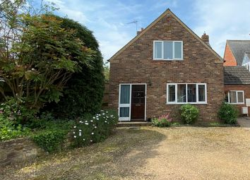 Thumbnail 2 bed detached house for sale in Main Street, Stathern, Melton Mowbray