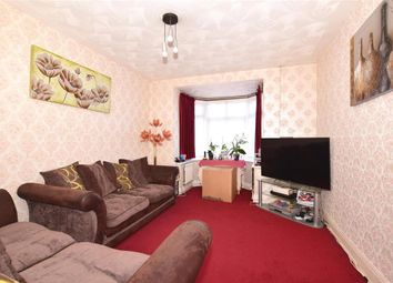 Thumbnail 3 bed terraced house for sale in Beresford Avenue, Rochester, Kent