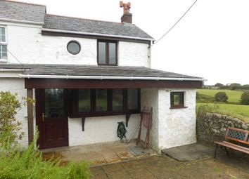 Thumbnail 1 bed semi-detached house to rent in Higher Ninnis, Redruth