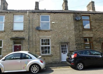 Thumbnail 2 bed terraced house for sale in Wirksmoor Road, New Mills, Derbyshire