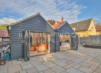 Thumbnail 4 bed semi-detached bungalow for sale in Upper Street, Stratford St Mary, Colchester