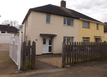 Thumbnail 3 bed semi-detached house for sale in Bransdale Road, Clifton, Nottingham