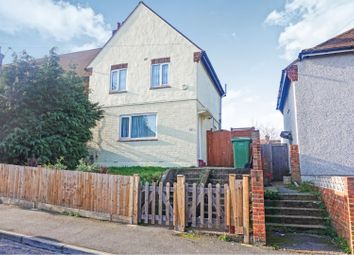 Thumbnail 2 bed end terrace house for sale in Ridge Way, Dartford