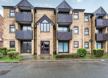 Thumbnail 2 bed flat for sale in Hawthorne Court, Staines-Upon-Thames