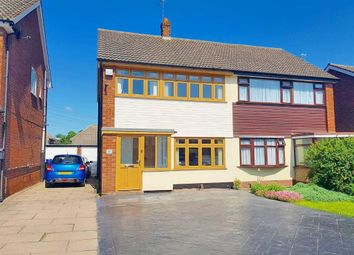 Thumbnail 3 bed semi-detached house for sale in Andrew Road, West Bromwich, West Midlands