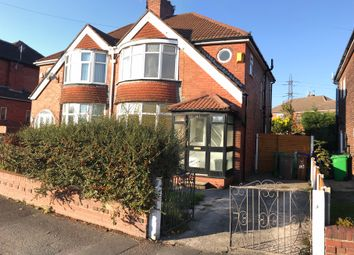 Thumbnail 3 bed semi-detached house to rent in Victoria Ave East, Blackley