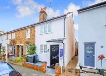 Thumbnail 2 bed cottage for sale in Queen Street, Chertsey