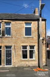 Thumbnail 3 bed end terrace house for sale in Crossfield Terrace East, Haltwhistle, Northumberland