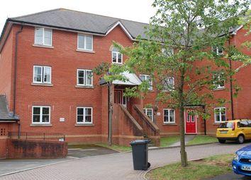 Thumbnail 2 bedroom flat to rent in Lewis Crescent, Kings Heath, Exeter, Devon