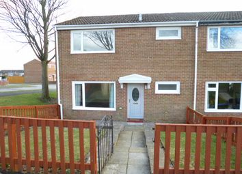 Thumbnail 3 bed terraced house to rent in Beech Park, Brandon, Durham