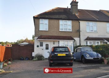 Thumbnail 3 bed end terrace house for sale in The Crescent, New Malden