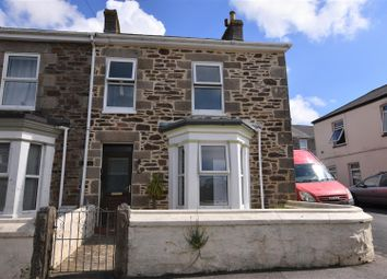 Thumbnail 3 bed end terrace house for sale in Bellevue, Redruth
