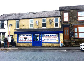 Thumbnail Retail premises for sale in Oldham Road, Springhead, Oldham