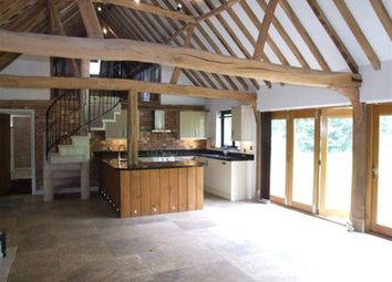 Thumbnail 3 bedroom property to rent in Common Farm Barns, Dunston, Norfolk