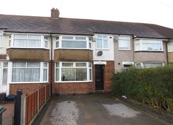 Thumbnail 3 bedroom terraced house for sale in Hallam Road, Holbrooks, Coventry