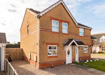 Thumbnail 3 bed semi-detached house for sale in Jesmond Avenue, Bottesford, Scunthorpe