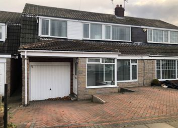 Thumbnail 5 bed semi-detached house for sale in Hollinghill Road, Holywell, Tyne & Wear