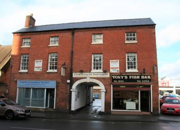 Thumbnail Restaurant/cafe for sale in Lichfield Street, Tamworth