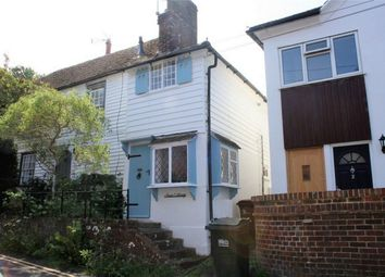 Thumbnail 1 bed end terrace house for sale in 32 Fair Lane, Robertsbridge, East Sussex