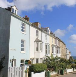 Thumbnail 4 bedroom end terrace house for sale in Penzance, Cornwall, .