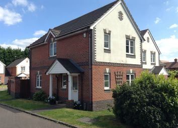 Thumbnail 3 bedroom link-detached house to rent in Amber Close, Earley, Reading, Berkshire