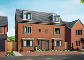"Thumbnail 3 bed property for sale in ""The Rathmell"" at Glaisher Street, Everton, Liverpool"