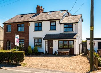 Thumbnail 5 bed semi-detached house for sale in Southport Road, Barton, Nr Halsall