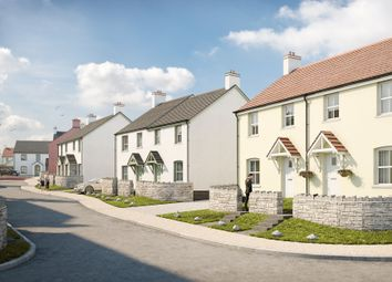 Thumbnail 3 bed semi-detached house for sale in The Hedgerows, Pennard, Swansea