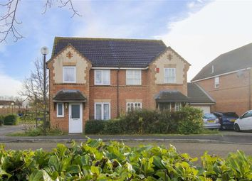 Thumbnail 3 bed semi-detached house for sale in Douglas Place, Oldbrook, Milton Keynes