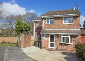 Thumbnail 4 bed link-detached house for sale in Tanglewood Close, Purbrook, Waterlooville