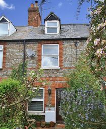 Thumbnail 2 bedroom terraced house for sale in Wood Street, Wallingford